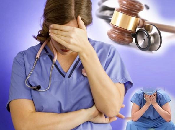 Ответственность медиков