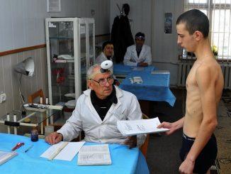 Медкомиссия военкомата
